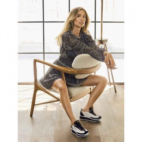 Sneaker POPA Antofalla Karey BLANCO