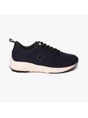 Sneaker VEGANA ECOALF Oregon MARINO