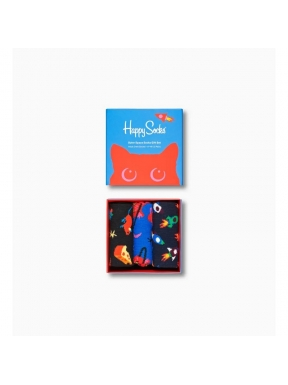 HAPPY SOCKS 3 Pack Outer Space 36/40