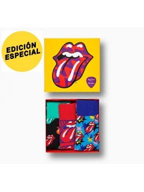 HAPPY SOCKS Rolling Stones Box 36/40