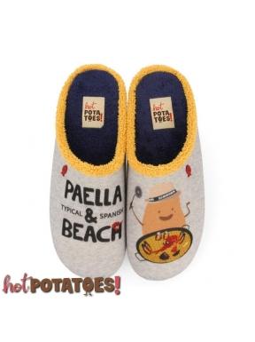 Zapatilla HOT POTATOES Paella Beach GRIS