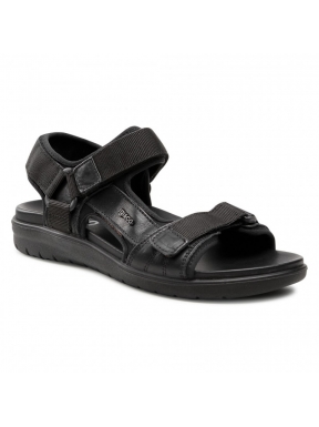 Sandalia Hombre IGI&CO Velcro NEGRO