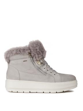 Sneaker abotinado GEOX Kaula ABX GRIS