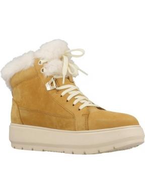 Sneaker abotinado GEOX Kaula ABX MOSTAZA