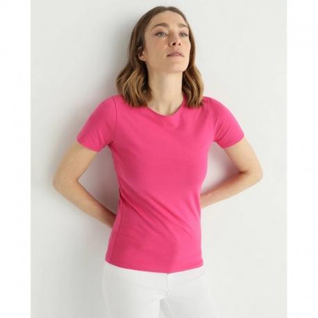 Camiseta ESCORPION Básica FUCSIA