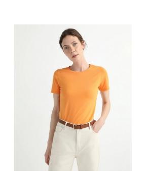 Camiseta ESCORPION Básica NARANJA