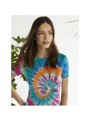 Camiseta ESCORPION Tie-Dye MULTICOLOR