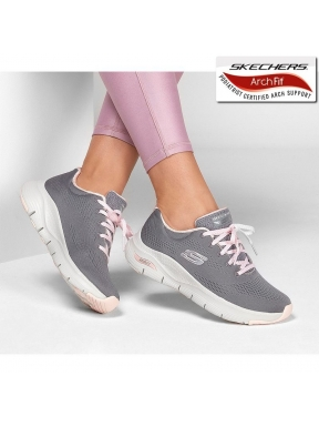 SKECHERS ARCH FIT Sunny Outlook GRIS