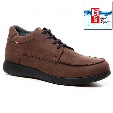 Zapato STONEFLY SpaceMan Outdry 4 MARRÓN