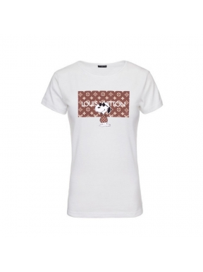 Camiseta FUCK YOUR FAKE Snoopy BLANCA
