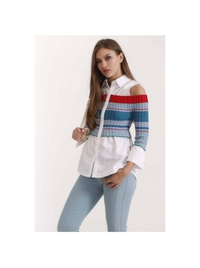 Jersey Camisa HIGHLY PREPPY Tricot Mixed