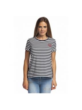 Camiseta ROSALITA Rayas Tatiana MARINO