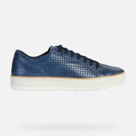 Sneaker GEOX Grabado Ariam MARINO
