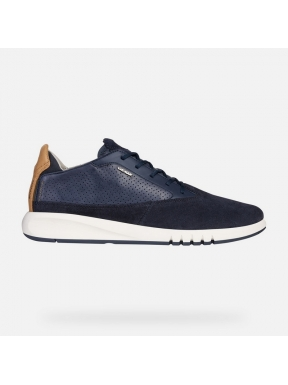 Sneaker GEOX Combi Aerantis MARINO
