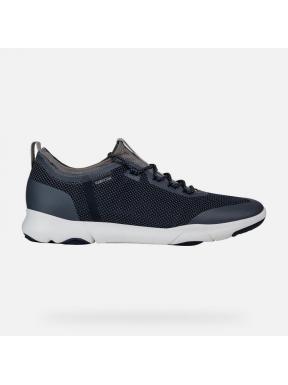 Sneaker GEOX Nebula X MARINO y GRIS