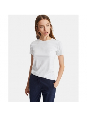 Camiseta ESCORPION Básica BLANCO