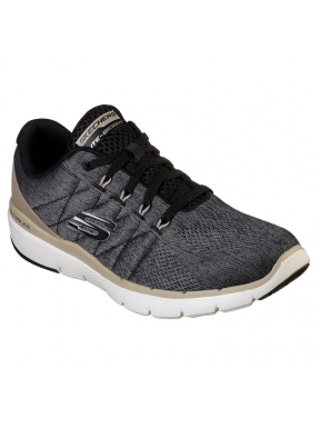 SKECHERS Flex Advantage 3.0 Stally NEGRO
