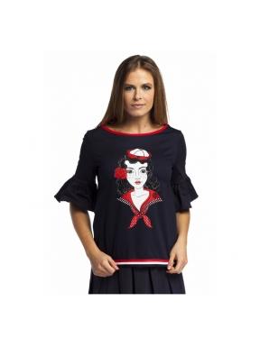 Camiseta ROSALITA Alejandra MARINO