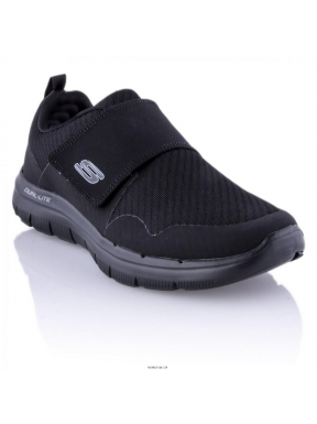 SKECHERS Flex Advantage 2.0 Gurn NEGRO