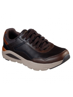 SKECHERS Relaxed F VerradoCrafton MARRÓN