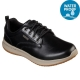 SKECHERS Delson Antigo WATERPROOF NEGRO