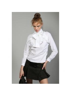 Camisa Lazo GUTS&LOVE Poplin BLANCO