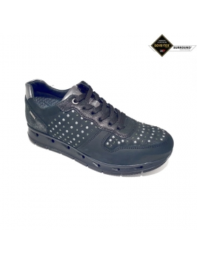 Deportiva IGI&CO GoreTex Surround NEGRO