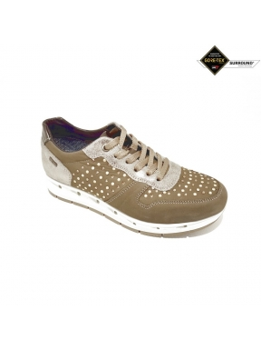 Deportiva IGI&CO GoreTex Surround TAUPE
