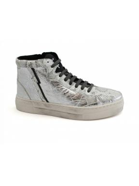 Sneaker VEGANA ECOALF Felder PLATA
