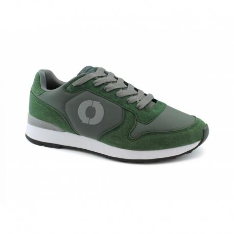 Sneaker VEGANA Retro ECOALF Yale KAKI