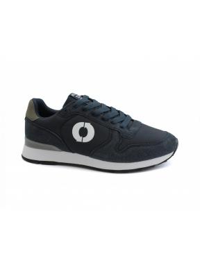 Sneaker VEGANA Retro ECOALF Yale MARINO