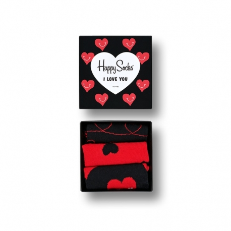 HAPPY SOCKS I Love You Gift Box 41/46