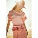 Vestido HPREPPY Red Sequins ROSA