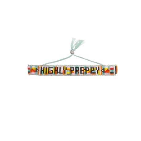 Pulsera HPREPPY Beads MULTICOLOR