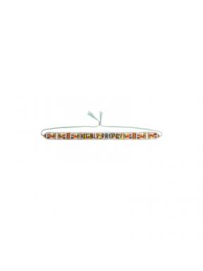 Choker HPREPPY Beads MULTICOLOR