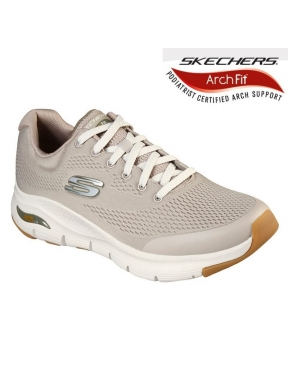 SKECHERS Plantilla Arch Fit TAUPE