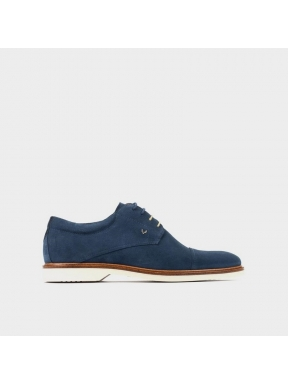 Blucher MARTINELLI Lenny Ante BLUE JEANS