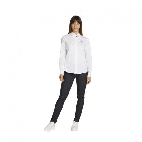 Camisa AERONAUTICA MILITARE color BLANCO