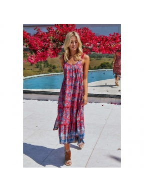 Vestido Tirantes JAASE Strawberry FRESA