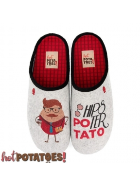 Zapatilla HOT POTATOES Hipster GRIS